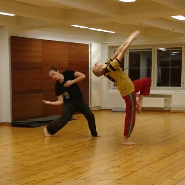 A cCompany Dancing